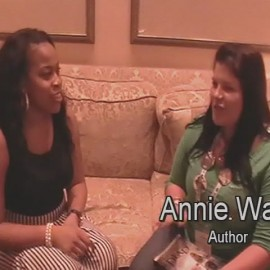 WFC Author Interview w/ Annie Walls