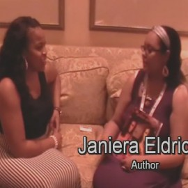 WFC Author Interview w/ Janiera Eldridge