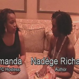 WFC Author Interview w/ Nadege Richards