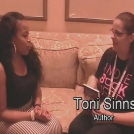 WFC Author Interview w/ Toni Sinns